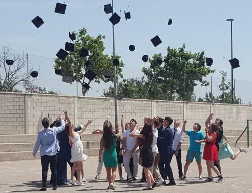 Graduación de 4º ESO