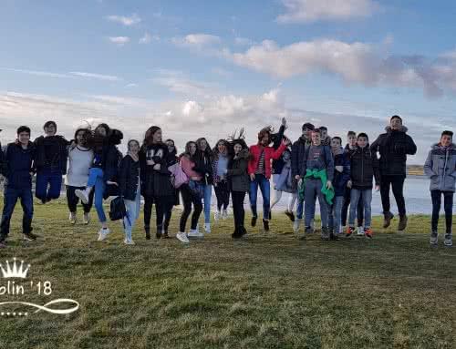 Viaje de estudios de 3º y 4º ESO  Dublín'18