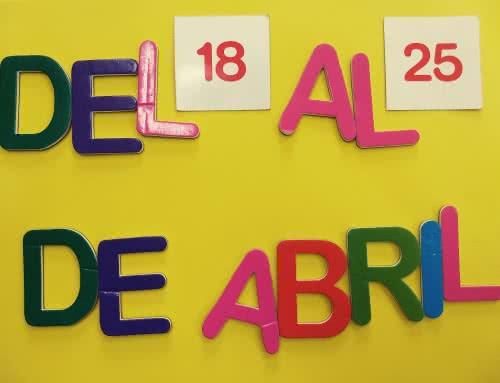 Escolarización curso 2017-2018