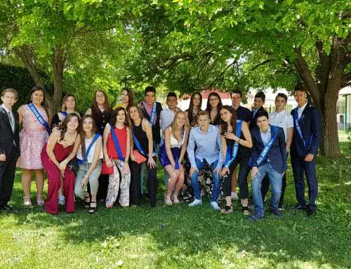 Graduación 4º ESO    Curso17/18