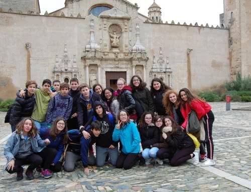 Convivencia en Tarragona 2º ESO