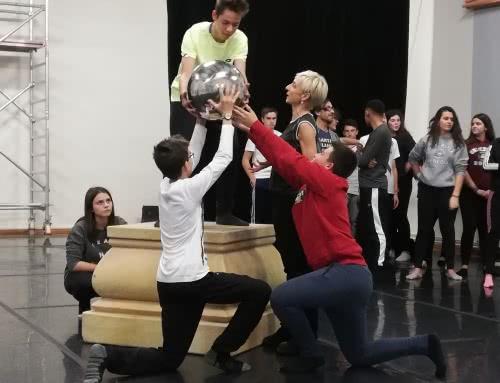 Danza en acción 3º ESO