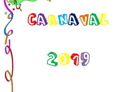 ¡SEMANA DE CARNAVAL!