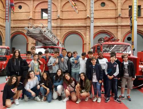 1º de ESO en el Museo del Fuego