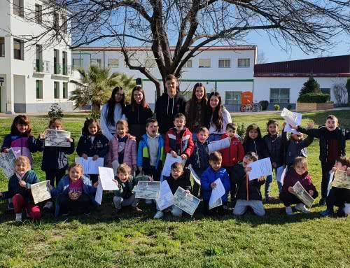Proyecto de 3º Infantil y 4º de ESO