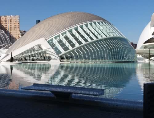 Viaje de estudios de 1º y 2º de ESO a Valencia